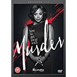 How to Get Away With Murder Season 1-2 [DVD]